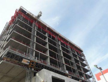 nieuwbouw projecten aannemer